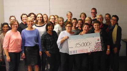 Dag van de Solidariteit levert recordbedrag van 15.000 euro op