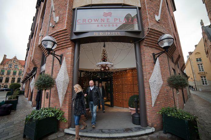De hotels in Brugge vielen terug op een omzet van 20 procent tijdens de eerste jaarhelft.