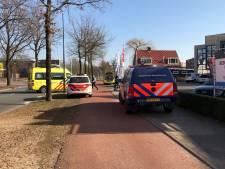 Ongeval met scooter en bestelbus op Anklaarseweg Apeldoorn