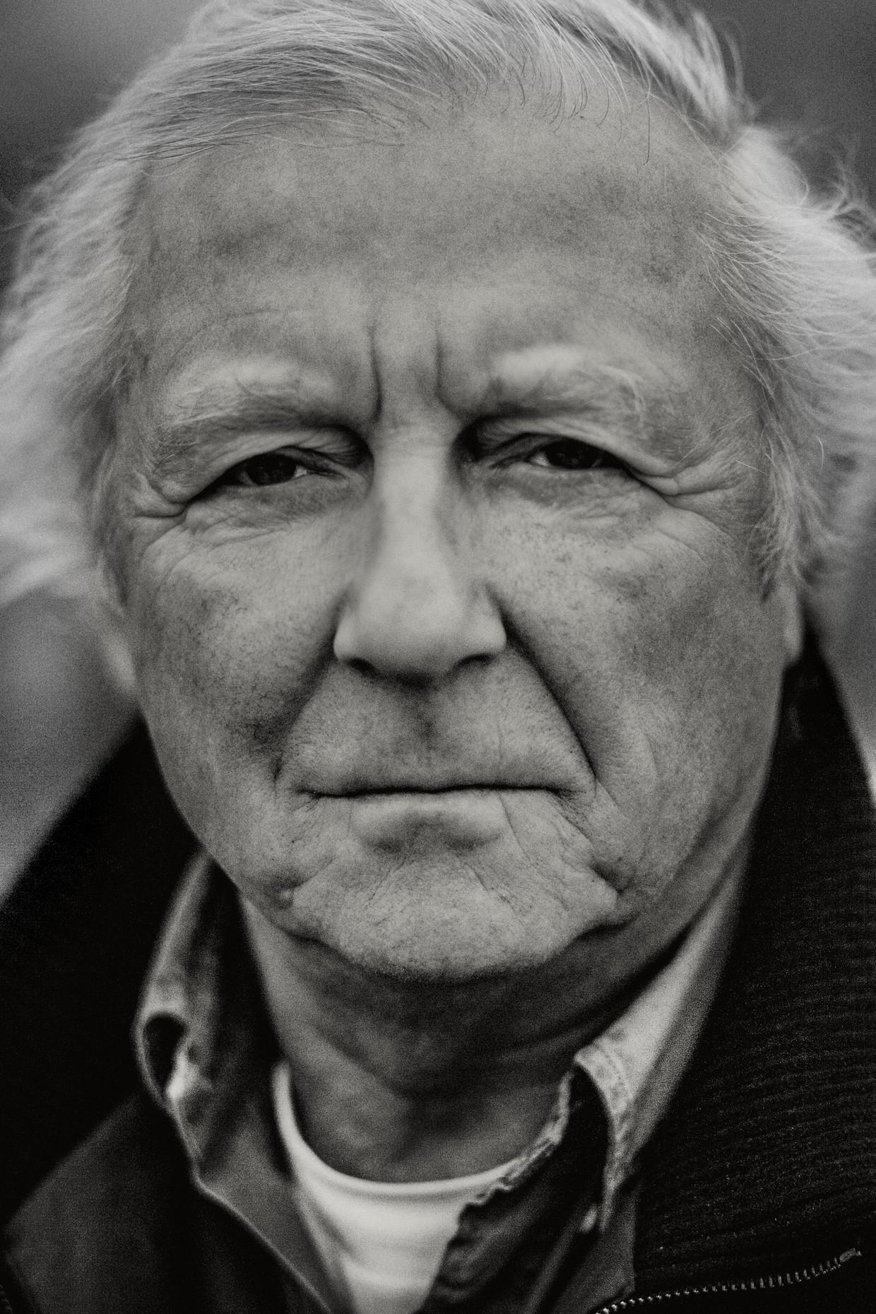 Aart Staartjes (1938-2020). Beeld null