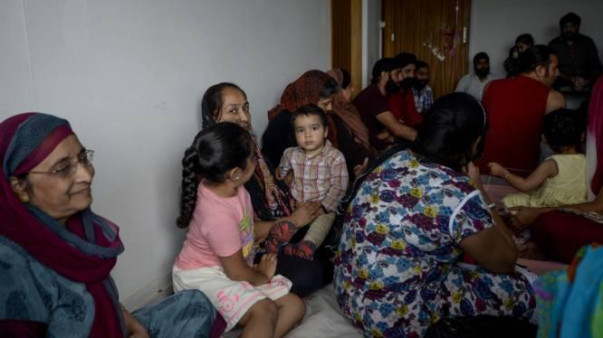 Afghaanse asielzoekers manifesteren nog hele week tegen migratiepolitiek