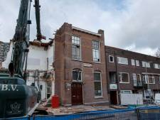 Straf na puinstort van de Singel in de IJssel