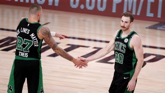 Celtics houden hoop op NBA-finale levend dankzij zege tegen Miami Heat