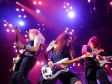 Geen Ed Force One: Iron Maiden reist dit keer met de bus naar Arnhem