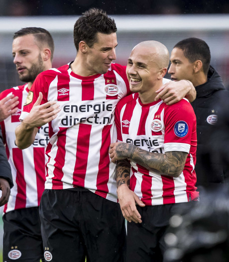 Angeliño voelt vertrouwen bij PSV: 'We durven en zijn toch geconcentreerd'