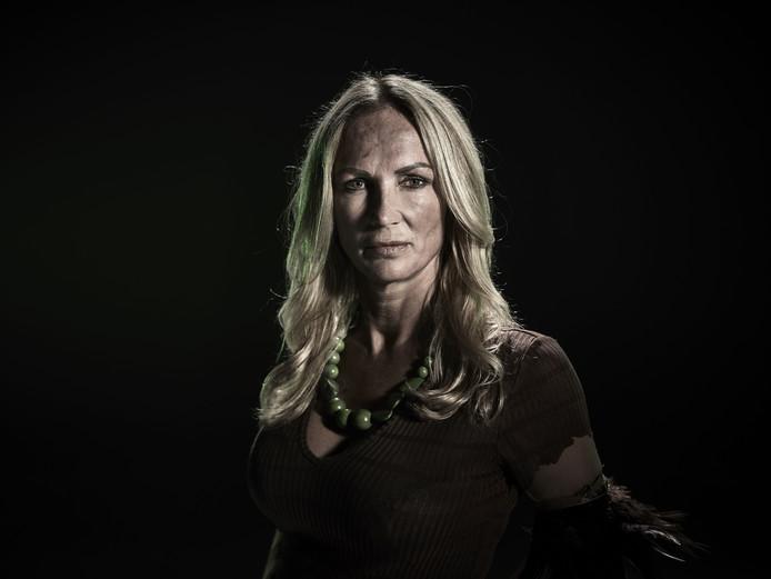Sandra Spreij uit Zwolle.
