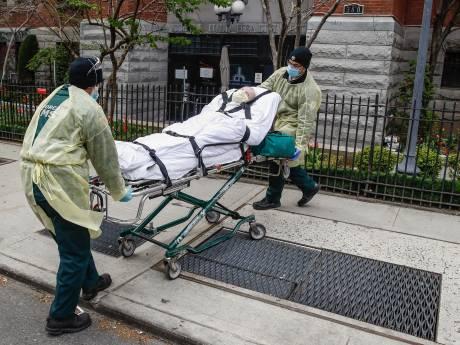 LIVE | WHO meldt opnieuw recordaantal nieuwe coronabesmettingen, wereldwijd 5000 doden per dag