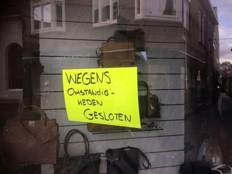 Eigenaar schoenenzaak Wieland blijft spoorloos, familie en personeel onwetend