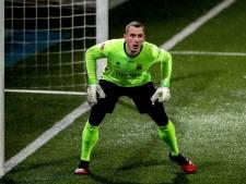 GA Eagles-doelman Verhulst rekende niet op knal van Antonucci