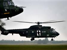 Oirschot krijgt steun bij kritiek op nachtvluchten helikopters