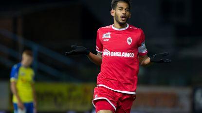 VIDEO. Antwerp wipt over Anderlecht: Haroun stuwt Great Old met fraaie treffer naar zege op de Freethiel