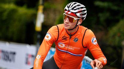 """Van der Poel draagt schijnbaar probleemloos de druk van de topfavoriet: """"Hij is zéér goed"""""""