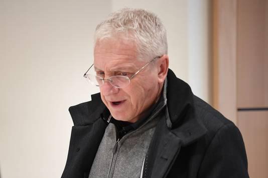 Patrice M., ex-directeur van de Spanghero-vestiging in Castelnaudary bij Toulouse.
