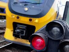 Treinen tussen Breukelen en Gouda Goverwelle rijden weer na aanrijding