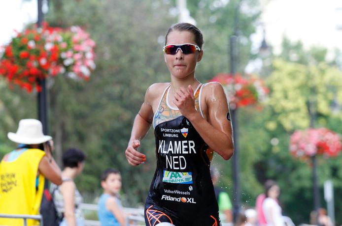 Rachel Klamer, tweede in Hamburg