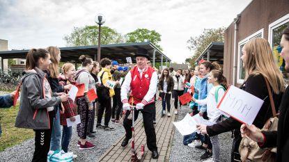 Alweer geen Limburgse winnaar van De Strafste School