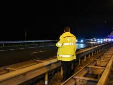 Zeker tiental boetes voor filmende automobilisten bij ongeluk op A58 in Moergestel