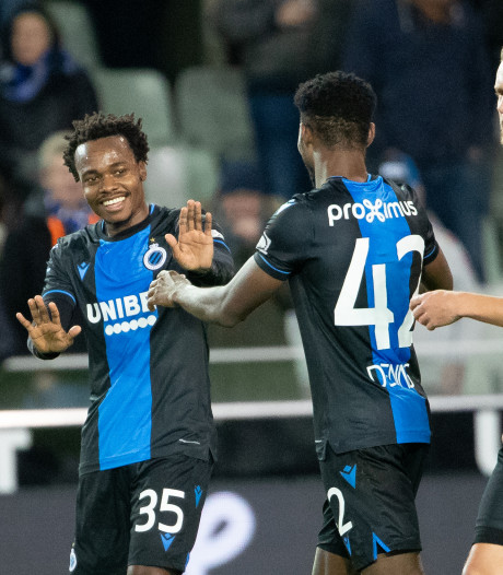 Club Brugge dendert met Vormer door in Jupiler Pro League