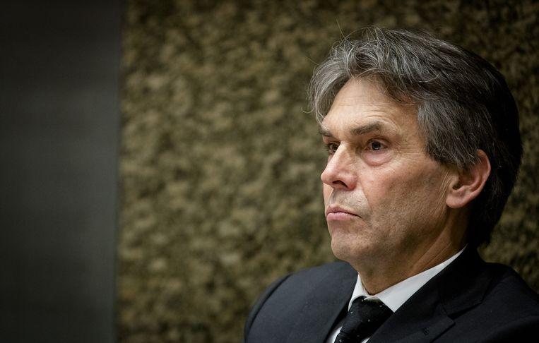 AIVD-directeur Dick Schoof Beeld anp