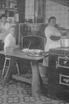 Visser's sinds 1932, of 1937?