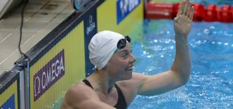 Zwemsters pakken brons op 4x50 wissel