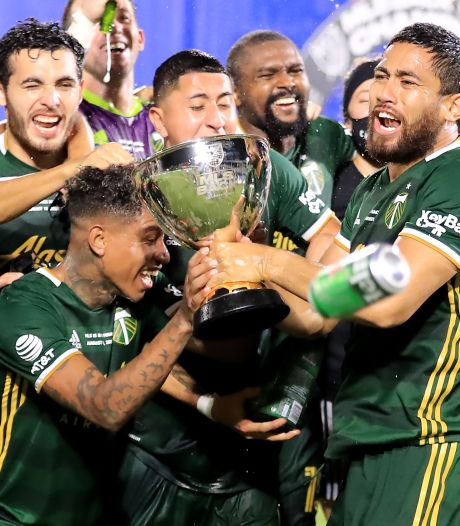 Ploeg die Stams Cincinnati na penalty's uitschakelde wint MLS is Back Tournament