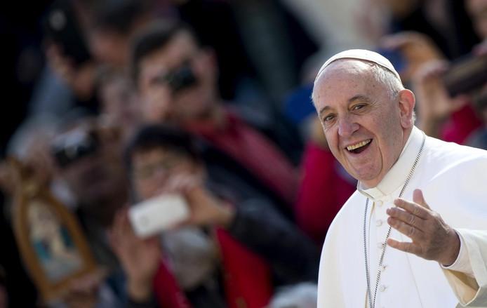 Op 13 maart is het vijf jaar geleden dat Jorge Mario Bergoglio tot paus gekozen werd.
