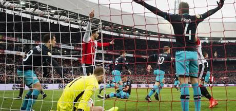 Zoet: Pech voor mij, geluk voor Feyenoord