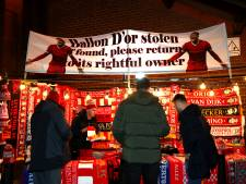 Liverpool-fans: Breng die gestolen Gouden Bal terug