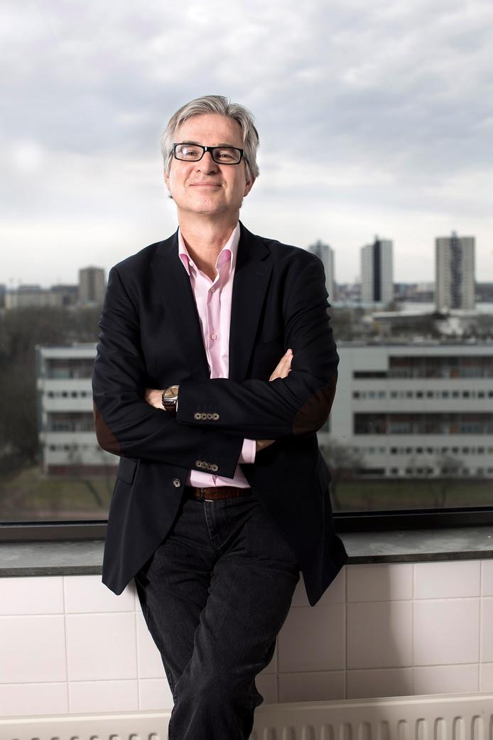 Hoogleraar sociologie aan de Erasmus Universiteit Godfried Engbersen.