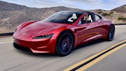 Nieuwe Tesla Roadster krijgt stuwraketten aan boord