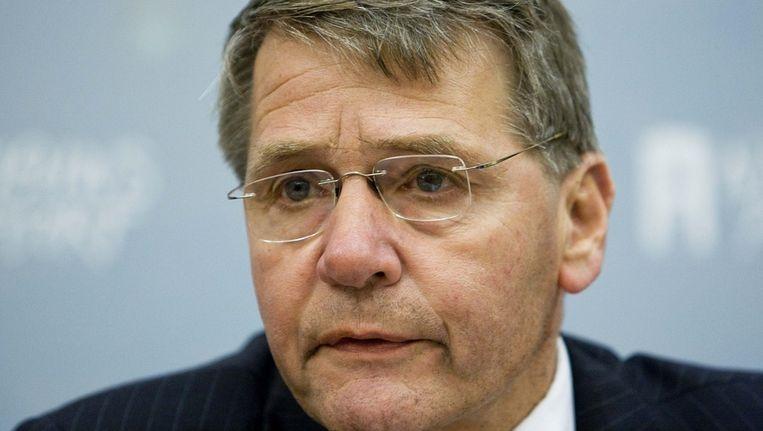 Minister Donner vindt dat gemeentebesturen hun partijpolitieke samenstelling niet moeten laten meetellen bij het instemmen met het conceptbestuursakkoord. ©ANP Beeld