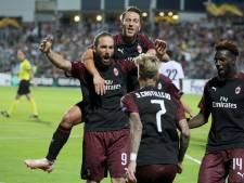 Minimale nederlaag Dudelange tegen Milan