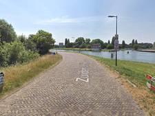 Koffer met menselijke resten lag zeker een week op Zuider IJdijk