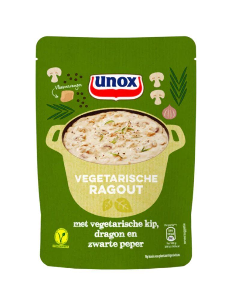 Unox Vegetarische Ragout Dragon Beeld