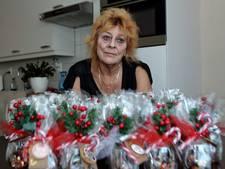 Vrijwilligster (70) geeft chocoladeletters aan gehandicapten, maar personeel eet ze op