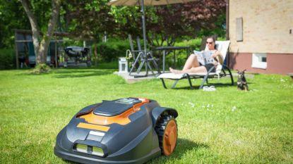 Zo vind je de geschikte maairobot voor jouw gazon