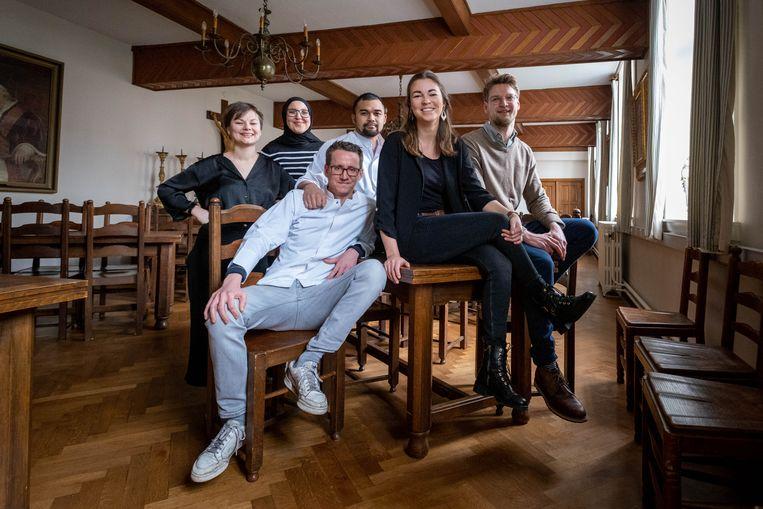 Yumbel organiseert culinaire avonden op een verborgen locatie in hartje Mechelen