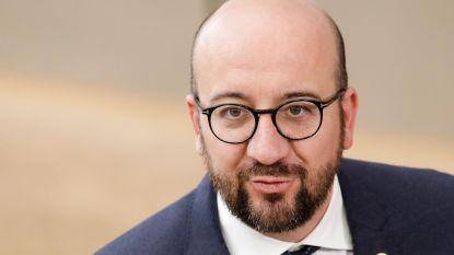 """Premier Michel: """"Doel blijft begroting in evenwicht tegen 2018"""""""
