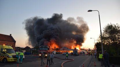 Twee branden in Zeeuwse grensstreek: ook Belgische brandweer ingezet