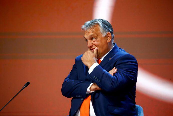 Le Premier ministre hongrois Viktor Orban