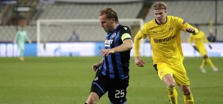 Vormer en Lang met Club Brugge onderuit door twee goals Haaland