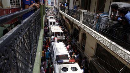 Familie van elf mensen dood gevonden in huis in Delhi