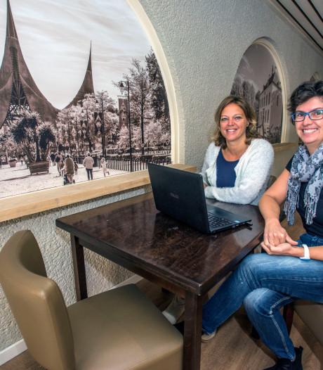 Mantel-Match in greep corona: café gesloten en geen zorg aan huis