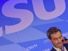 Gevoelig verlies voor CSU bij deelstaatverkiezingen Beieren