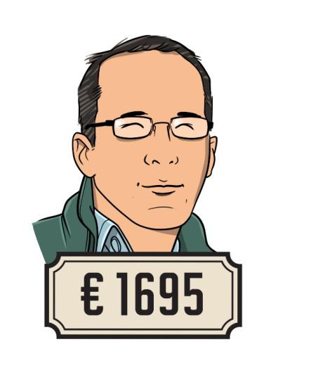 De winkel van Mark (37) ging failliet: 'Ik heb geleerd om heel zuinig aan te doen'