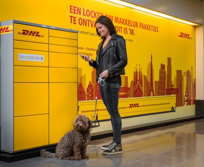 Winkelhart Etten Leur Test Compacte Kluiswand Voor Dhl Pakketten
