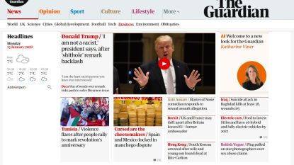 Britse kwaliteitskrant The Guardian voortaan ook op tabloidformaat