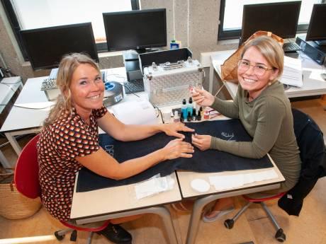 Alsnog praktijkexamen bij MboRijnland: 'Echt model is fijner dan een pop'