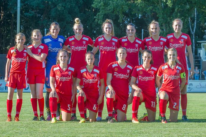 FC Twente Vrouwen is één van de genomineerden.